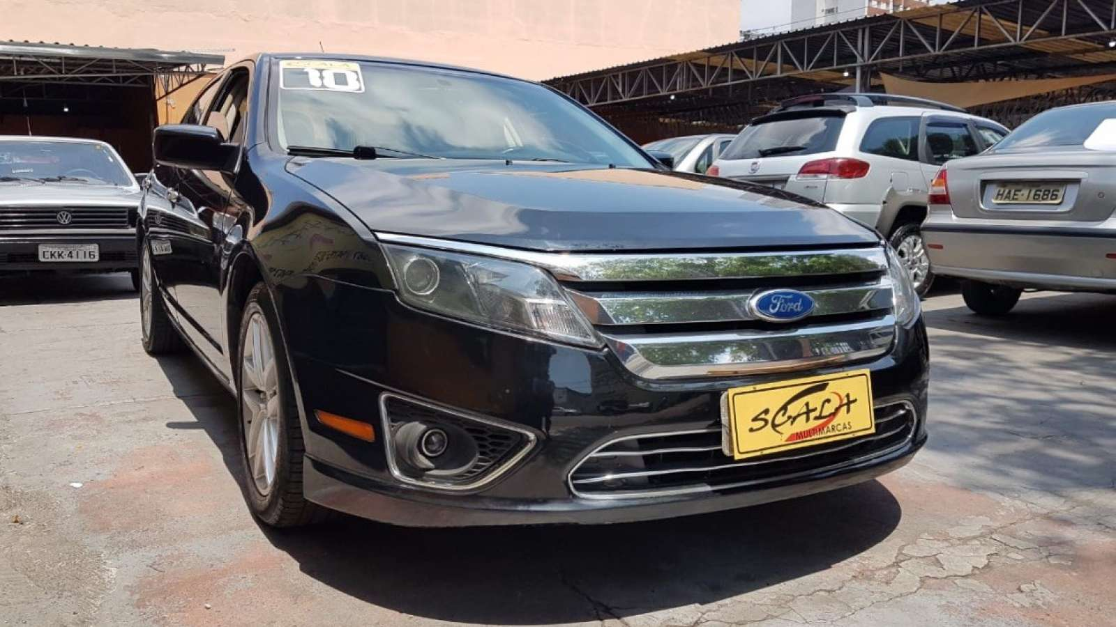 SCALA MULTIMARCAS FORD FUSION