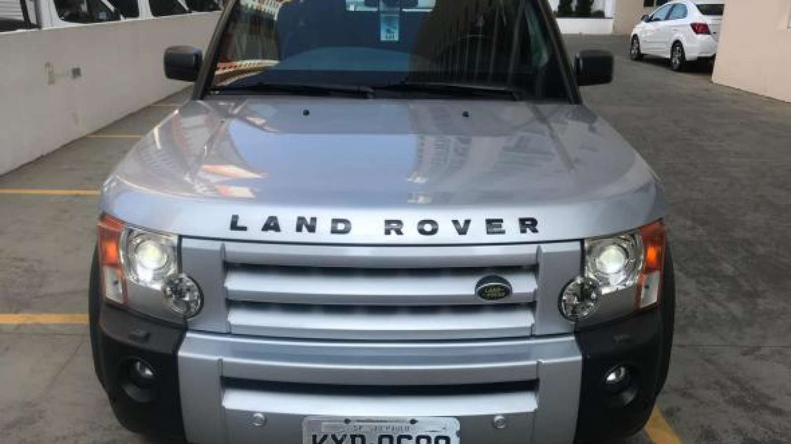 WP MOTORS LAND ROVER DISCOVERY 3